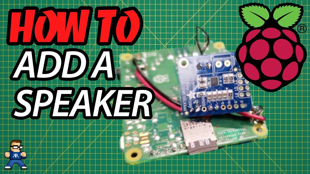 How To Add A Speaker To A Raspberry Pi