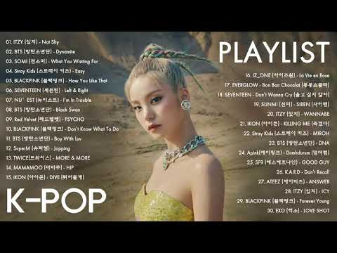 lagu korea terbaru 2020 lagu kpop itzy bts somi stray kids blackpink seventeen nu 39 est