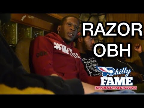 Razor(OBH) Tells How To Make Money As A Independent Artist