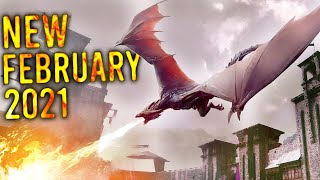 Top 7 NEW Games of February 2021