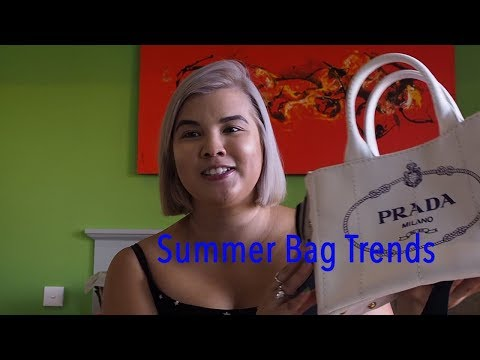 Summer Bag Trends