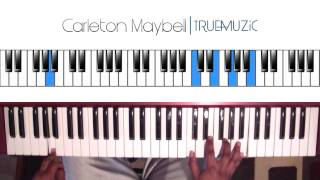Pound Cake/Paris Morton Music 2 Drake Piano Tutorial