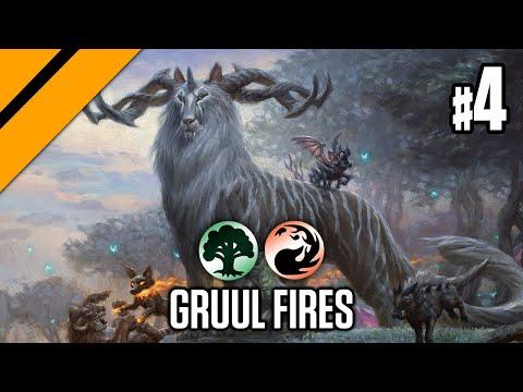 Gruul Fires - Bo3 Standard P4 | Ikoria | MTG Arena