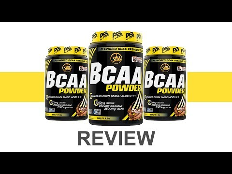 All Stars BCAA Powder Review