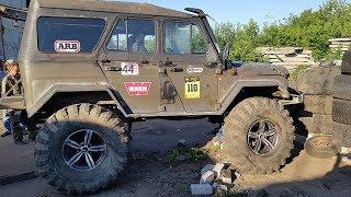 КОЛЕСА BMW+БТР грузовой ШИНОМОНТАЖ и примерка на УАЗ