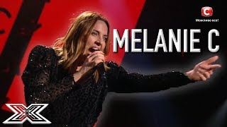 Melanie C performs 'I Turn To You' on The X Factor Ukraine | X Factor Global