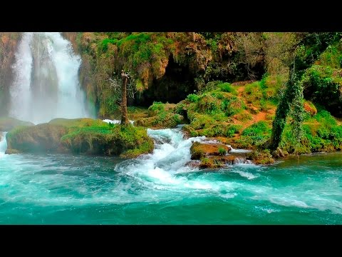 Relaxing Music With Nature Sounds - Waterfall HD Mp3