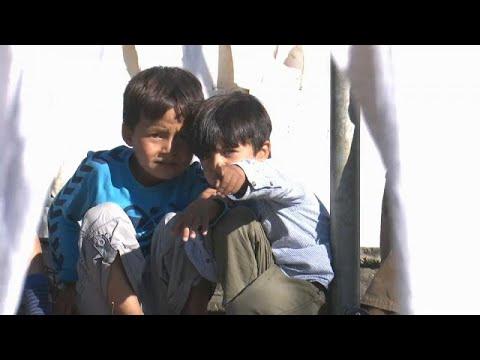 العرب اليوم - شاهد:مخيم موريا