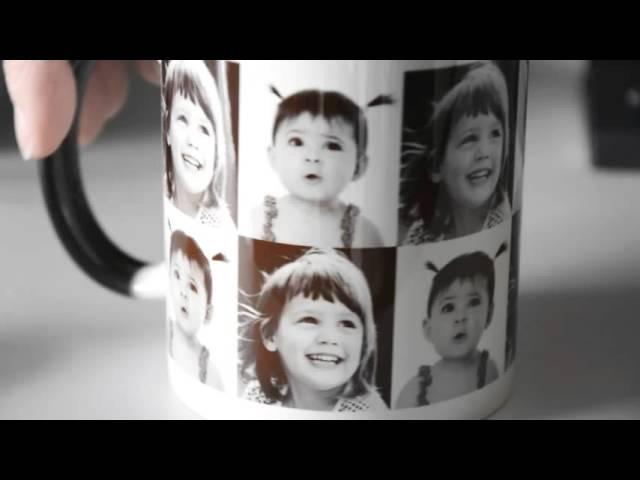 Zauber Fototasse - personalisiert