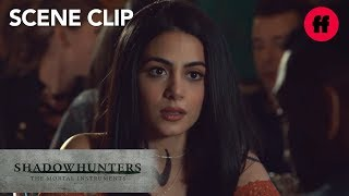 Shadowhunters | Season 3, Episode 5: Izzy & Charlie's Date | Freeform