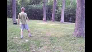 preview picture of video 'Wes Reidy 55 Foot Putt For Birdie'