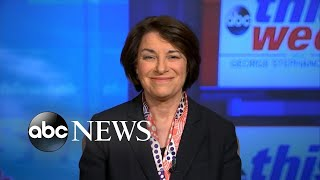 US needs president who won't 'spend day after day dividing people': Klobuchar | ABC News