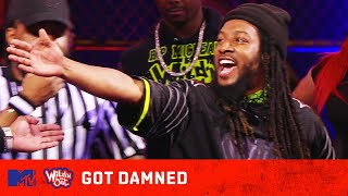 The Teams Go Head to Head in a Game of #GotDamned   Wild 'N Out