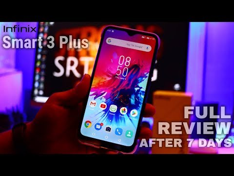 Download Infinix Smart 3 Plus Full Indepth Review After 7 Days Of