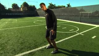 Line Drills - Footwork, Agility & Acceleration Series by IMG Academy (3 of 6)