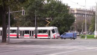 preview picture of video 'Scenes from the Brno Tram & Trolleybus System Part 3'