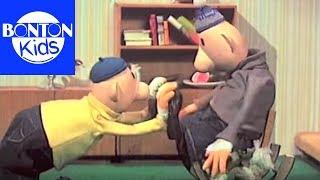 Pat & Mat - Houpací křeslo