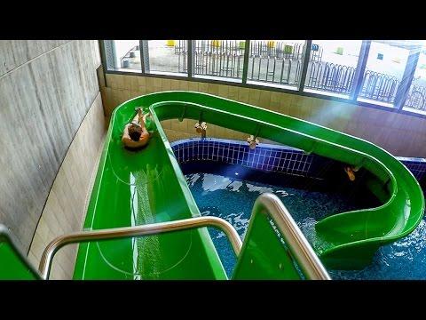 Europabad Karlsruhe - Kinderrutsche [NEU] Onride