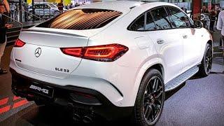 GLE Coupe 2020. Обзор нового Мерседес ГЛЕ КУПЕ 2020 года