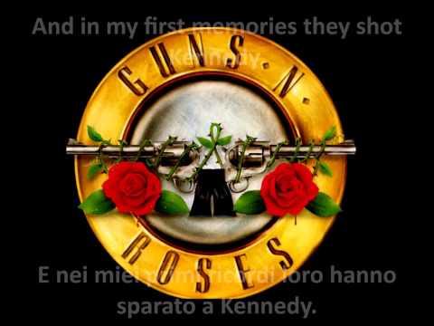 Guns 'N Roses - Civil War (Lyrics e Traduzione)