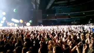 Концерт Thirty Seconds To Mars в СК Олимпийский