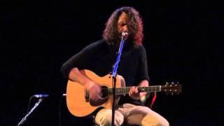 """Fell On Black Days"" in HD - Chris Cornell 11/22/11 Red Bank, NJ"