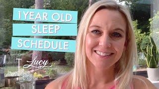 1Year Old Sleep Schedule