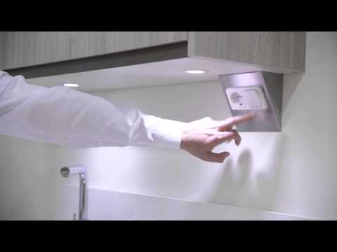 Video muebles de cocina con iluminacion led