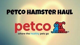 Petco Hamster Haul