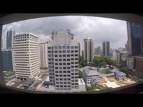 Singapore Hilton Hotel Review