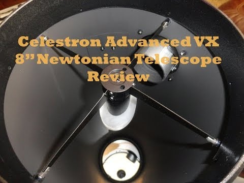 Celestron Advanced VX 8″ Newtonian Telescope Review
