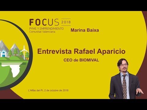 Entrevista a Rafael Aparicio, de Biomival, en Focus Pyme Marina Baixa[;;;][;;;]