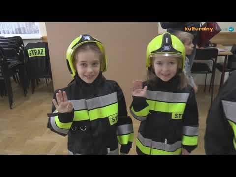 OSP Zator - zajęcia dla dzieci podczas ferii