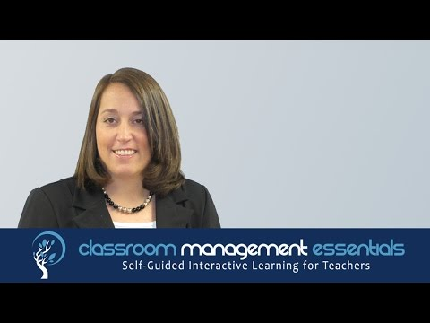 Classroom Management Essentials Overview
