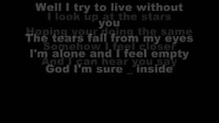 Miley Cyrus - Stay (with lyrics)