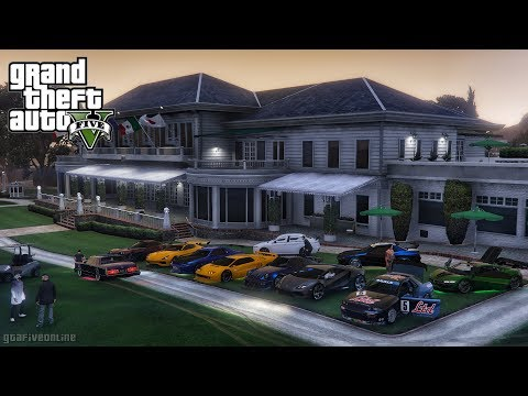 Car Meet On PC - GTA 5 Movie