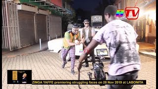 BEHIND THE SCENES OF BEBE COOL FT NIGERIAN HARRY SONG'S MEGA RNB LOVE VIDEO