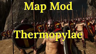 Battle of Thermopylae - 300 Spartans - Map MOD
