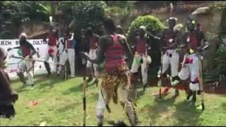 Nuer Cultural Dancers