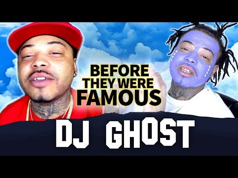 DJ GHOST | Before They Were Famous | Hip Hop Reaction YouTuber