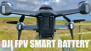 DJI FPV Drone Smart Battery - How It Works, Tips & How To Get Best Life