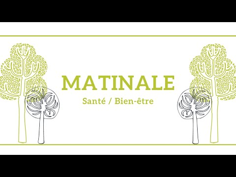 Matinale Santé / Bien-être - F.Midal E.Boulay