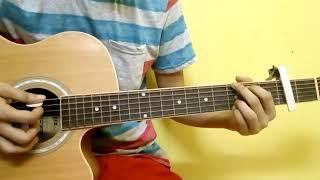 Mohani Lagla Hai/Chitko Gunyo Part1 Guitar Lesson
