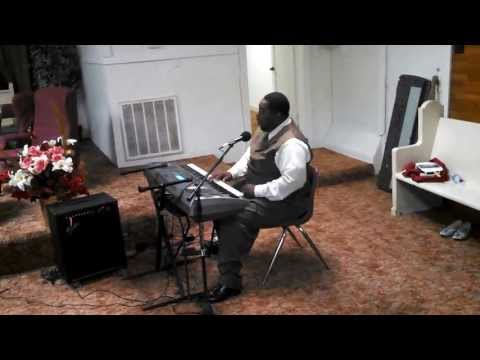 Minister David Moore: Singing at Apostolic Ordination Service: True Word Ministries 5/5/20133