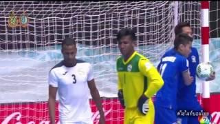 ฟุตซอลชิงแชมป์โลก: ทีมชาติไทย 8-5 ทีมชาติคิวบา (2016-09-14)