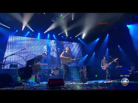 Coldplay (HD) - Violet Hill (Rock In Rio 2011)