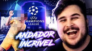 TIREI UM ANDADOR DA CHAMPIONS LEAGUE! PACK OPENING FIFA 20 Ultimate Team
