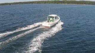 2004 Duffy 26' Maine Lobster Boat Style Yacht in Friendsh...