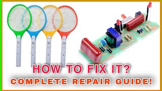 IE#37: Mosquito bat, complete repair guide!