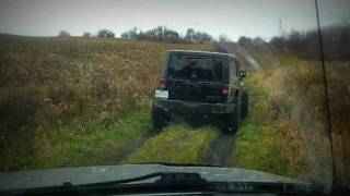 preview picture of video 'Kitchener Ontario A little offroading'